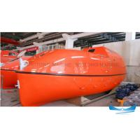 Quality Totally Enclosed Lifeboat Rescue Boat High Durability With Smooth Surface for sale
