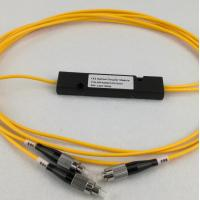Buy cheap FWDM T1550R1310/1490 mini tube or ABS type with three connectors fiber coupler from wholesalers