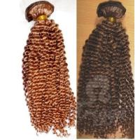 Quality Top quality 100% hair extension hand tied weft hair for sale