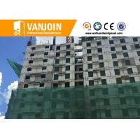 Quality EPS Foam Cement Lightweight Sandwich Wall Panels For Villa House for sale