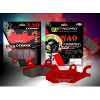 Quality Motorcycle NAO+C Racing Brake Pad Set FA165 for sale