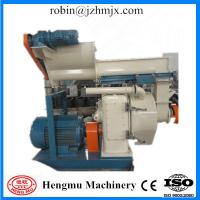 China Equipment for small business at home wood pellet press 5 year with hot sale on sale