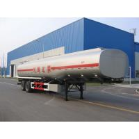 Quality 30000L-2 Axles-Carbon Steel Monoblock Tanker Semi-Trailer for Fuel and Water for sale