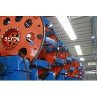 Quality Wire Cable Making Planetary Stranding Machine , Electric Wire Manufacturing Machine for sale