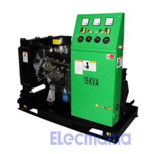 Quality 15kva 12kw Quanchai N485D diesel generator for sale