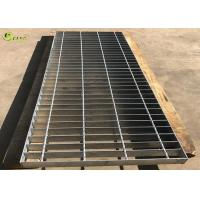 China Building Expanded Metal Galvanized Steel Bar Grating Weight Per Square Meter on sale