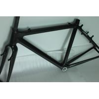 Quality Caliper BrakeCarbon Cyclocross Frameset Time Trial Quick Release Durable for sale