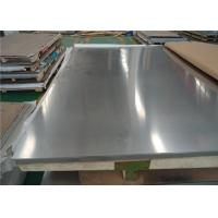 Quality 316 316L Cold Rolled / Hot Rolled Stainless Steel Sheet Plate Good Oxidation Resistance for sale