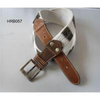 Cotton belt, canvas belt, fashion belt, china woven belt supplier