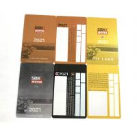 China CR80 Credit Card Size VIP Member Plastic PVC RFID Luxury Business Discount Card for sale