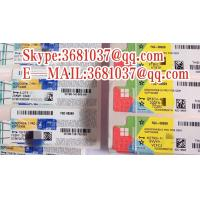Quality New Windows 7 Product Key Sticker Windows 7 Pro Retail Box Activation OEM Key for sale