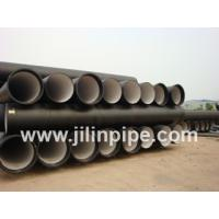 Quality ductile iron pipe, socket spigot pipe for sale