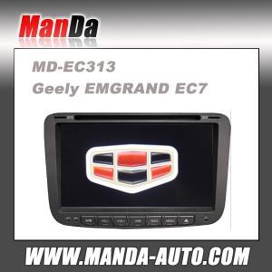 Quality Geely Emgrand EC7 2012 Car dvd player with sat nav GPS Navigation Bluetooth Radio car pc gps for sale