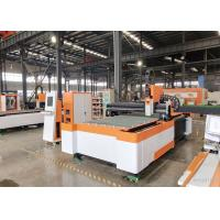 Quality Medium - Power Low Noise Metal Laser Cutting Machine , Laser Metal Cutting Equipment for sale