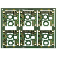 Buy cheap Process Controllers PCB Prototype   PCB Manufacturer China No MOQ from wholesalers