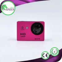HOT SALES W9R WITH REMOTE high quality action camera 4k similar full hd 1080p outdoor sport camera wifi hd 1080p