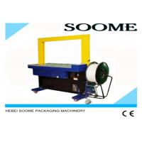 Quality High Precision Carton Strapping Machine Customized Color With Standard Model Strapping Size for sale