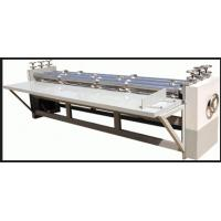 Quality semi-automatic corrugate paperboard slitting creasing machine exporter for sale