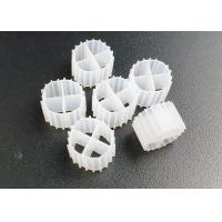 Quality Eco Friendly Plastic Filter Media For Aquariums Sewage Treatment for sale