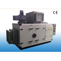 Quality Rotary Wheel Industrial Desiccant Dehumidifier for Pharmaceutical Industrial 23.8kg / h for sale