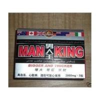Quality Original Man King Natural Male Enhancement Pills Thicker Penis Harder And Longer Lasting Erection for sale