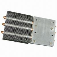 Quality CNC Machining Aluminum Heatsinks for Computer, with Advanced Design, Durable for sale