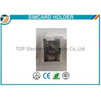 Quality Molex Push - Push Style SIM Card Holder 6 Pin For GSM GPRS Module 0475531001 for sale