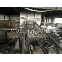Quality Brass pipe 30x5mm Horizontal Copper Continuous Casting Machine for sale