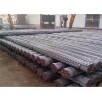 China Non Alloy Steel Round Bar Q234 Q345 Material AISI ASTM For Heavy Machinery on sale