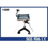 China High Resolution DOD Continuous Inkjet Printer Coding Machine Equipment on sale
