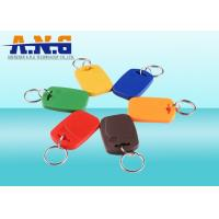Quality Plastic Proximity Rfid Key Fob Waterproof For Entry Access Control System for sale