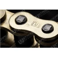 Buy cheap Motorcycle Chain and O RING Chain 415H 420H 428H 520H 530H each links from wholesalers
