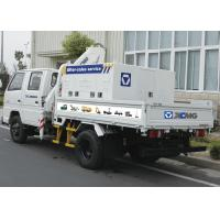 Buy Durable 2T Hydraulic Driver Lorry Mounted Crane, Cargo Crane Truck at wholesale prices