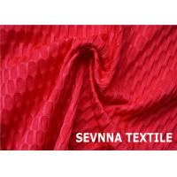 Eco Textile Recycled Nylon Fabric High Stretch Blended Spandex Material