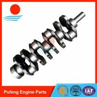 Quality Hyundai Crankshaft exporter in China forged steel D4CB crankshaft OEM 23110-4A000 23110-4A010 for sale