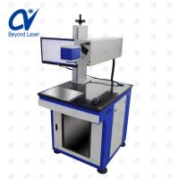 Buy cheap 100 w CO2 laser marking machine for tracking QR code logo production date on from wholesalers
