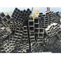 Quality Acid Pickling Surface Stainless Seamless Square Steel Pipe JIS SUS304 Hollow Structure for sale