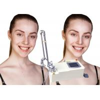 Quality Intelligent Acne Scar Removal Machine Laser Resurfacing Machine 12mm * 12mm Spot Size for sale