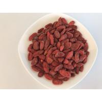 Nutritious Healthiest Dried Fruit Goji Berry Bright Color Safe Raw Ingredient for sale