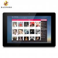 Quality Wall Mounting Android Tablet Industrial Touch Screen Monitor Raypodo 10.1'' With POE Wifi for sale