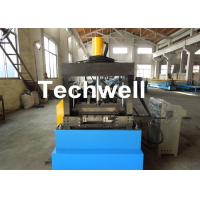 Quality Q235 12-15m/min Forming Speed Cable Tray Forming Machine With 1.8-2.3mm Thickness for sale