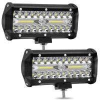 China 120W 9-36V waterproof IP68 auto led fog light car/truck LED working lights on sale