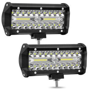 China 120W 9-36V waterproof IP68 auto led fog light car/truck LED working lights on sale