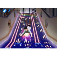 Quality Slide 3d Interactive Floor Games , Kids Interactive Floor Projection System for sale