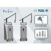 Quality Glass Tube & RF Tube Fractional Co2 Laser Scar Removal & Skin Resurfacing Machine for sale