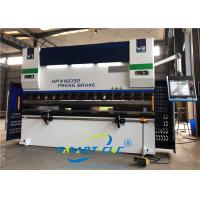 Buy cheap Electro Hydraulic Synchronous Servo Cnc Press Brake 4 Axles 160 Ton 3200 from wholesalers