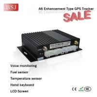 China 2 way gps tracking system + car alarm + traveling data recorder A6 on sale