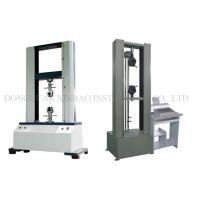 Quality Force Precision ±0.5% Universal Tensile Testing Machine 800*530*1600mm Dimension for sale
