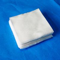 Quality Colorful Medical Gauze Pads For Absorbing Blood And Exudates Folded Edge for sale