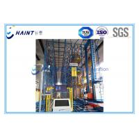Quality Heavy Duty Automatic Storage Retrieval System With Stacker Crane High Automation for sale